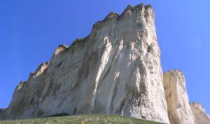 Ак-Кая Белая скала