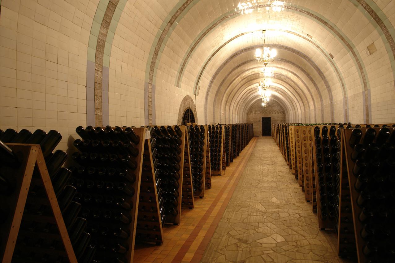 Завод Шампанских Вин Новый Свет