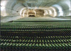 Завод Шампанских вин в поселке Новый Свет