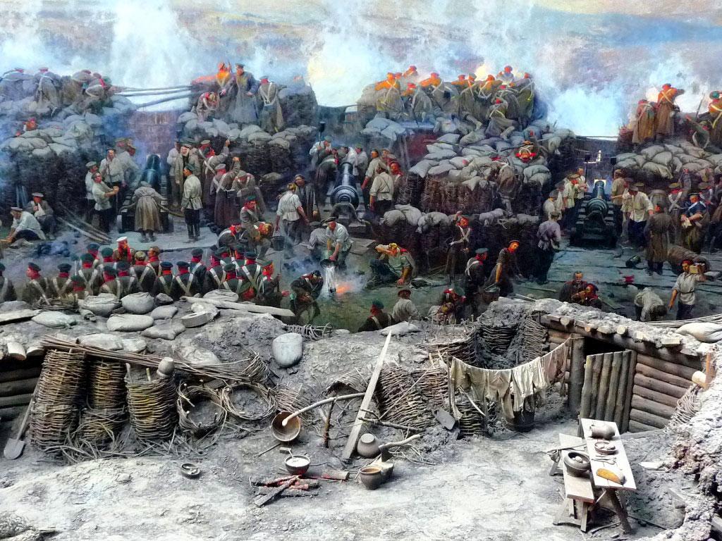 Музей-панорама Оборона Севастополя