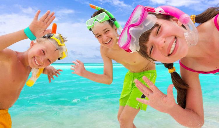 Лучшие пляжиКрыма для Отдыха с детьми