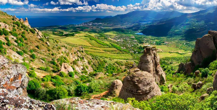 живописные места Крыма