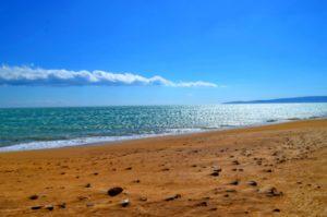 Пляж Феодосии для отдыха с детьми