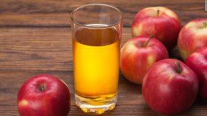 Полезные и не очеь свойства яблочного сока