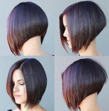Современные стрижки на короткие волосы 2018