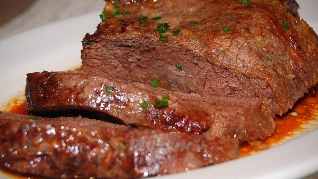 лучший маринад для запекания говядины в духовке