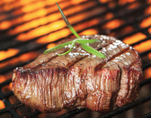 Маринад для стейков говядины для жарки на гриле