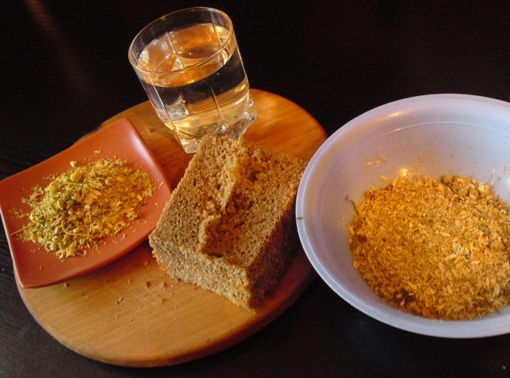маска для волос из ржаного хлеба рецепт