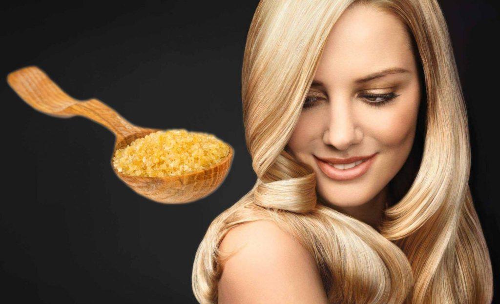 что такое желатин для волос фото нравится целиком