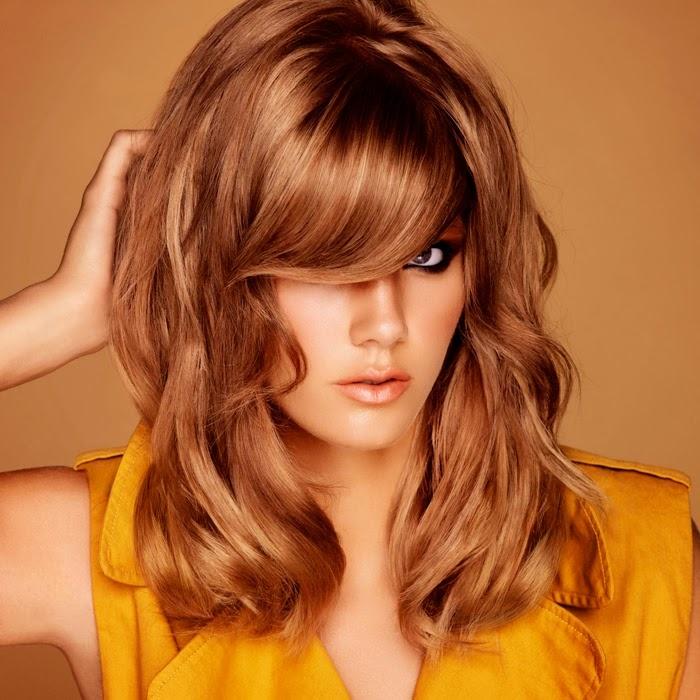медовый оттенок блондана волосах фото