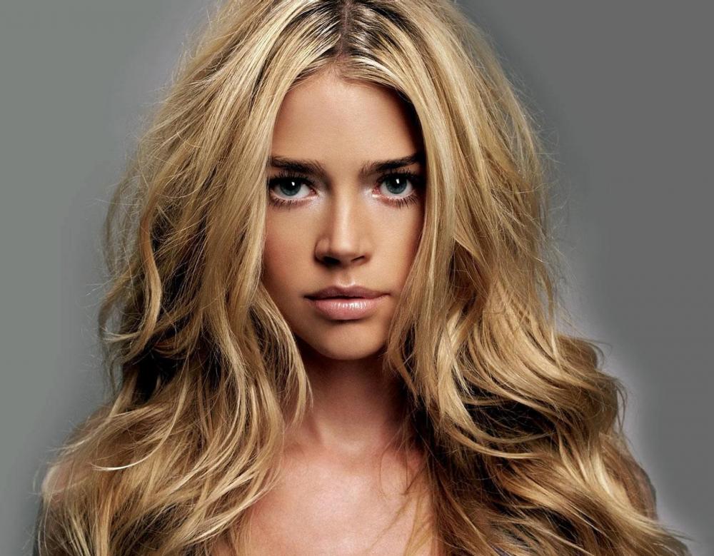 песочный блонд фото