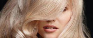 популярные оттенки блонда