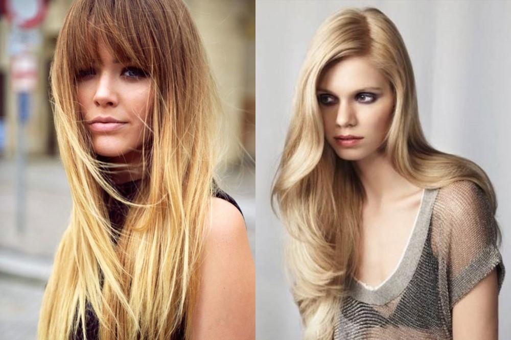 стрижки для длинных и тонких волос