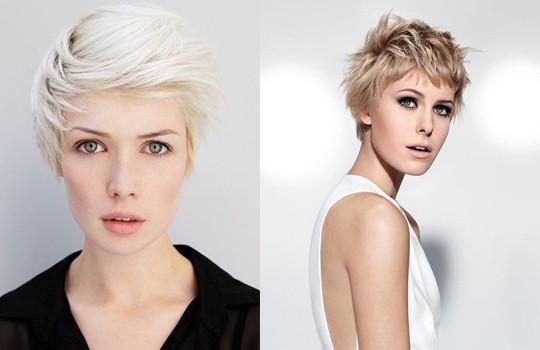 текстурированные стрижки для тонких волос фото