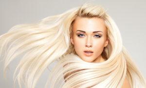 Популярные оттенки блонда на волосах