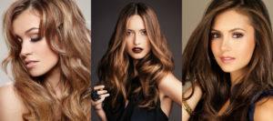 3d покраска волос