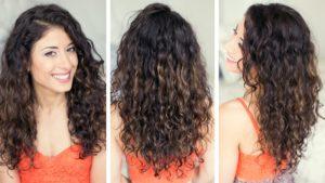электрозавивка волос