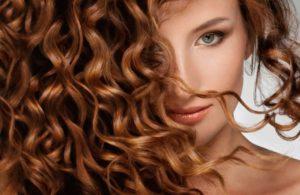 щелочная завивка волос