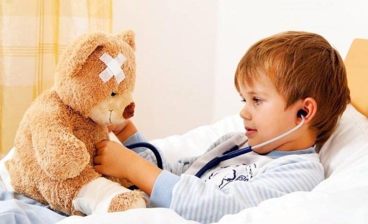 Профилактика гриппа и ОРЗ для ребенка