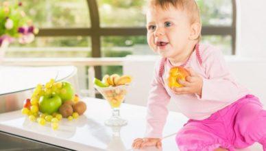 Как повысить иммунитет у ребенка в 1-4 года